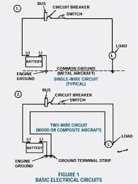 electrical grounding out a good wiring diagram the average builder would have difficulty in deciding where to begin or how to go about wiring his airplane