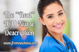 the real icu nurse job description critical care nurse job description responsibilities