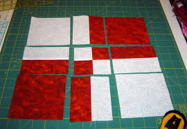 disappearing 4 patch | Scientific Quilter & I ... Adamdwight.com