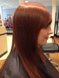 Copper Brown Hair Color Chart Copper Brown Hair Colour Chart Picture Sophie Hairstyles