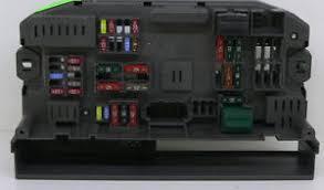 bmw x5 e70 x6 e71 oem fuse box relais bsi bsm bcm module 6931690 ebay bmw x6 fuse box location image is loading bmw x5 e70 x6 e71 oem fuse box