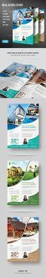 real estate flyer ad design marketing and promotion real estate flyer template open house realestate flyers leaflets