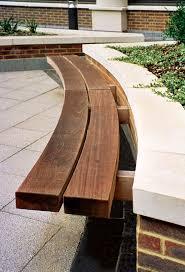 types of timber for furniture. Modren Furniture Hardwood Timber Seat Type 4 Wall Seat Outdoor Seating By Woodscape  Outdoor Furniture Landscaping Curved Seat In Types Of For Furniture D