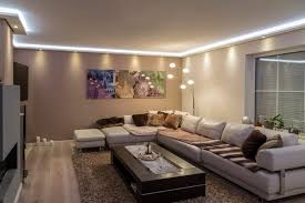 living room lighting. contemporary room led strip lighting living room ideas on living room lighting