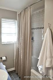 split shower curtain ideas. Half Bathroom Remodel Ideas Page 3 Design Shower Stall Pertaining To Size 1066 X 1600 Split Curtain S