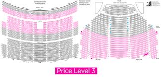 34 Factual The Benedum Seating Chart