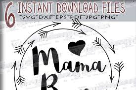 All bundles $1 deals father's day special. Mama Bear Svg Mothers Day Svg Digital Mama Bear Clipart 41043 Svgs Design Bundles