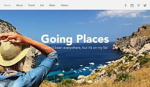 Travel Templates Travel Tourism Website Templates Wix 2