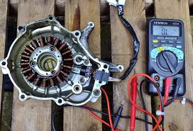 yamaha yzf r125 owners blog yamaha yzf r125 testing the easy tests first you check between each coil of the generator the white wires
