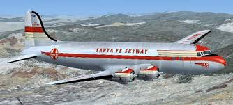 Image result for Santa Fe Railroad airline