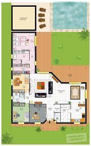 plan de maison de sims 4
