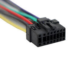 panasonic wiring harness panasonic cq df401u aftermarket stereo radio receiver replacement wire harness