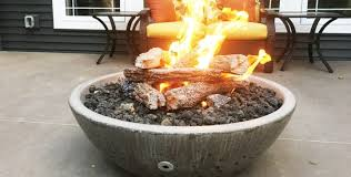 how to build a fire pit kit with a propane tank