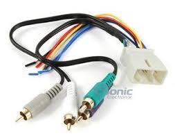 metra 70 8112 (met 708112) amplifier integration harness for Metra 70 1761 Receiver Wiring Harness metra 70 8112 amplifier integration harness for select 1992 1999 toyota vehicles metra 70-1761 receiver wiring harness diagram