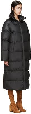 Maison Margiela Black Quilted Down Coat | CLOTHES | Pinterest ... & Maison Margiela Black Quilted Down Coat Adamdwight.com