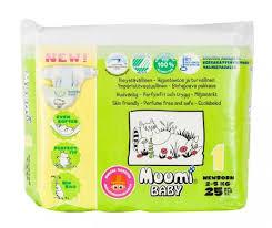 <b>Подгузники Muumi Baby</b> New <b>Born</b>, 2-5 кг, 25шт. - купите по ...