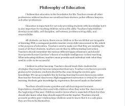 sample essay on philosophy of education term paper in philosophy of education writing term paper