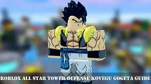 All star tower defense codes. Roblox All Star Tower Defense Kovegu Gogeta Guide Roblox