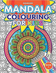 mandala colouring for kids book 1 book at low s in india mandala colouring for kids book 1 reviews ratings amazon in