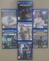 PS4 Games Bundle offer (7 CD) in, Rs=11 ...
