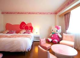 kids bedroom for girls hello kitty. Hello Kitty Room For Girls Kids Bedroom Interior Design S