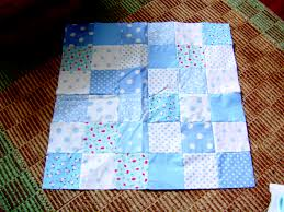 Make A Patchwork Quilt – The Easy Way | Turquoise Textiles & Patchwork quilt - in progress Adamdwight.com