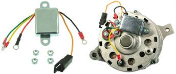Ford Voltage Regulator To Generator Wiring Diagram 12V Generator Wiring Diagram