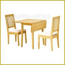 dining room table set kitchen extending drop leaf 2 chairs wood breakfast dinner ebay