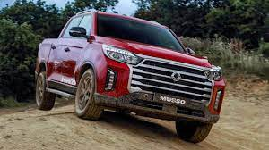 The New SsangYong Musso Arrives In Europe Loaded With Important News -  Bullfrag