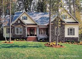 Architectural Features of Cottage Plans: