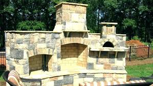 outdoor brick fireplace grill backyard oven pizza design ideas substitute for mates outdoor brick fireplace