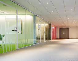 colorful office space interior design. Office Furniture Style For Modern And Desks Small Spaces Iranews Colorful Interior Glass Design With Large Space S