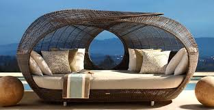 funky outdoor chair daybed contemporary outdoor dining furniture uk