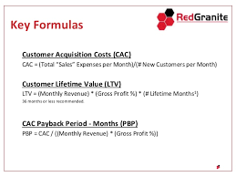 customer acquisition cost customer acquisition cost and lifetime value cac ltv