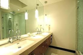 bathroom vanity pendant lighting pendant lighting for bathroom in vanity lights