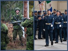 rcaf academy training non commissioned