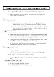 History Extended Essay Example