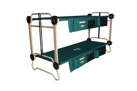 Amazon Disc O Bed with Organizers and Leg Extensions