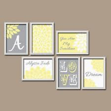 nice elephant wall decor for nursery pattern wall art collections  on yellow and grey wall art nursery with exelent elephant wall decor for nursery sketch wall art
