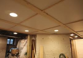 Basement Drop Ceiling Ideas Paint Basement Drop Ceiling Ideas