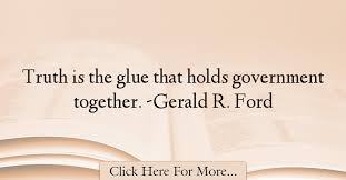 Government Quotes Beauteous Gerald R Ford Quotes About Government 48 Government Quotes