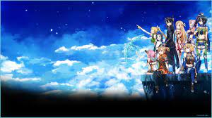 Sword Art Online Desktop Wallpaper ...