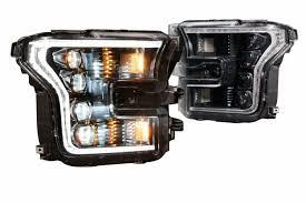 2011 F150 Light Bulb Chart Ford F150 Headlights Led Hid Oem Lights For Ford Trucks