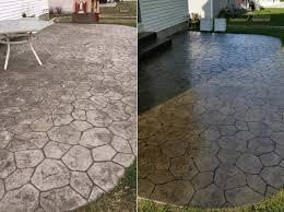 makeover concrete patio sealer how to seal concrete patio8