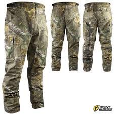 Scent Blocker 6 Pocket Ripstop Pants Xl Rtx