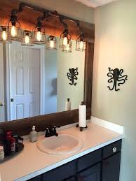 industrial lighting bathroom. Beautiful Industrial Industrial Bathroom Vanity Lighting For  Black Pipe Wall Sconce W Knob For Industrial Lighting Bathroom Y