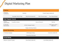 Marketing Plan Ppt Example Digital Marketing Plan Ppt Powerpoint Presentation Summary Example