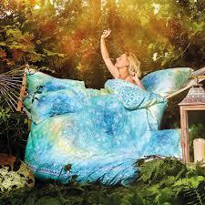 Blume Des Lebens Bettwäsche Blue Dream Fengshui Im Schlafzimmer