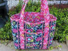 Rag Bag Pattern--would be an awesome diaper bag if bigger ... & Rag Bag Pattern--would be an awesome diaper bag if bigger! | Sewing |  Pinterest | Fat quarters, Purse and Patterns Adamdwight.com