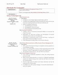 Project Manager Resume Templates Best Project Management Resume